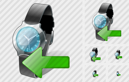 Watch Import Icon