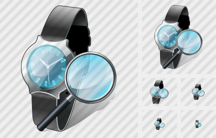 Watch Search 2 Icon