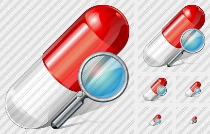 Capsule Search Icon