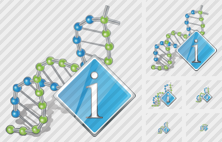 Dna Info Icon
