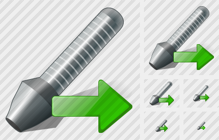 Implant Screw Export Icon