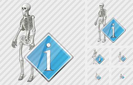 Skeleton Info Icon