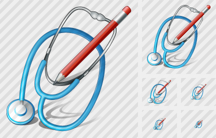Stethoscope Edit Icon