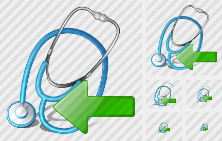 Stethoscope Import Icon