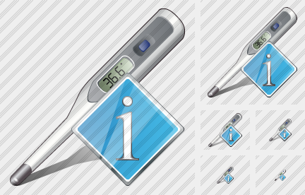 Thermometer Info Icon