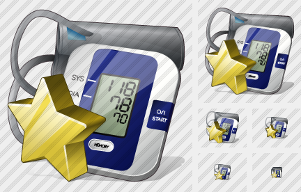 Tonometer Favorite Icon
