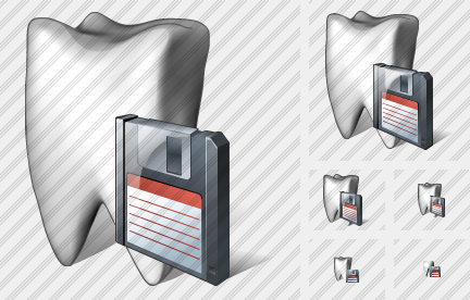 Tooth Save Icon