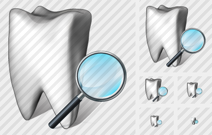 Tooth Search 2 Symbol