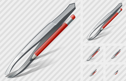 Tweezers Edit Icon