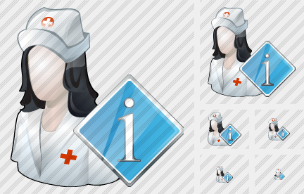 User Nurse Info Icon