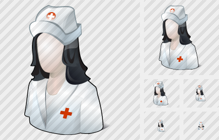 User Nurse Icon