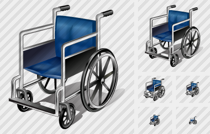 Wheel Chair Icon