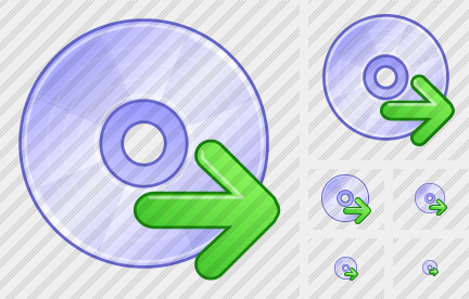 CD Extract Icon