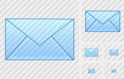 Email Unread Icon